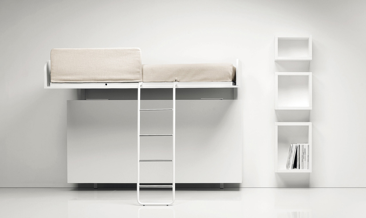 Emejing Letto A Castello A Scomparsa Ikea Images - Skilifts.us ...